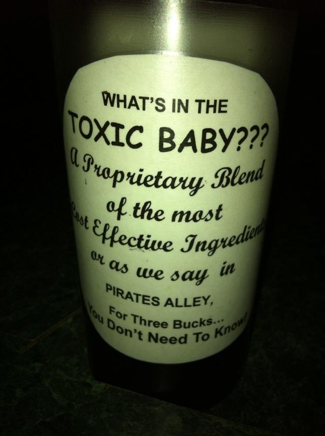 Toxic Baby